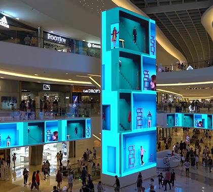 LED Advertising Screen Manufacturer India
