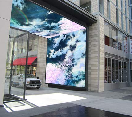 LED Video Wall | Indoor and Outdoor LED Video Wall in India