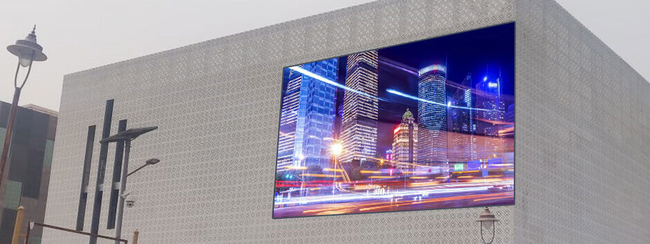 HD LED Display Solutions - LED Display Panel in India