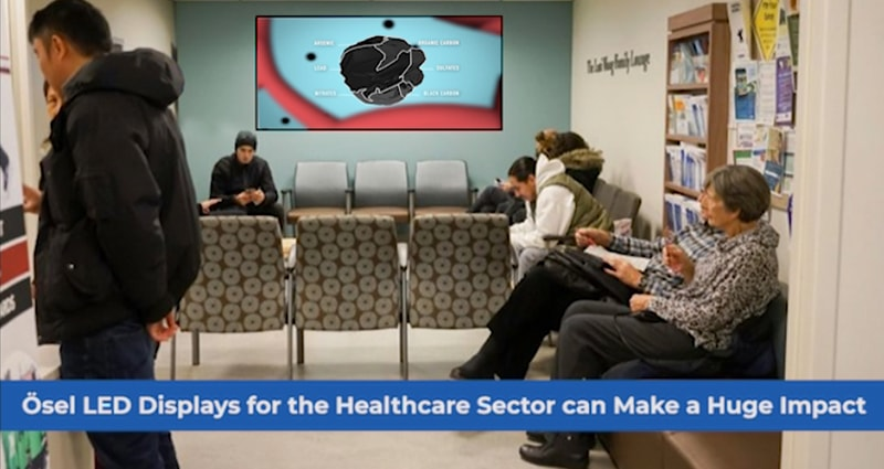 LED Displays for the Healthcare Sector